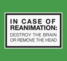 Reanimation by monkdxiii