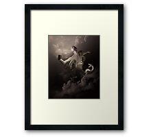 El Ascenso Framed Print