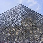 GLASS PYRAMID by gracestout2007