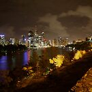 Kangaroo Point by mickf82