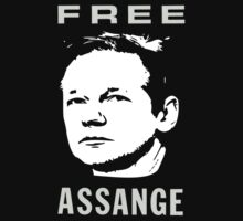Free Julian Assange by creativereasons