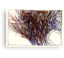 Merge no. 62 Canvas Print