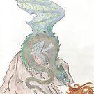 TK's Dragon by tkrosevear