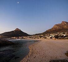 Camps Bay, Cape Town by Sophie Gonin