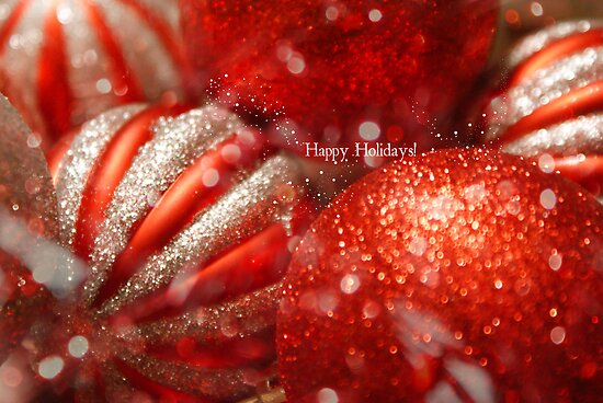 Happy Holiday! by ©Maria Medeiros
