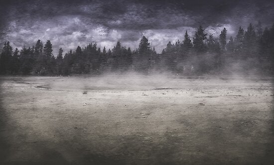 Yellowstone  by Angela King-Jones