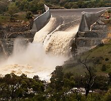 Googong Dam 1 by fotoWerner