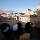 Pulteney Bridge by funkybunch