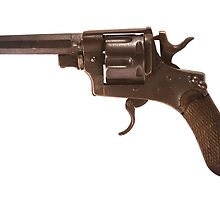 1918 Military Revolver by opticalreflex