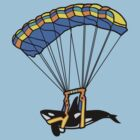 Flying Orca! by Mile High Mason Shirts