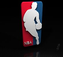 NBA_LOGO by ANDIBLAIR