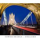 Tower Bridge, London by CKPhotographics