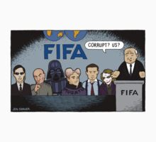 Corrupt, Us? Good Old FIFA. by afootballreport