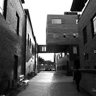 St Johns University - York by George Crook
