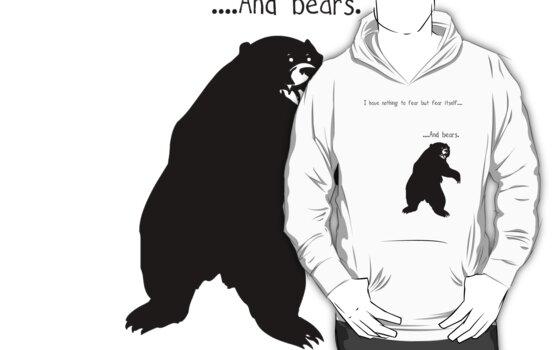 Bears by Jen Millard