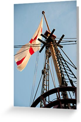 The Crow's Nest: Golden Hinde, London by DonDavisUK