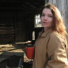 Coffee Break At the Farm by Carla Wick/Jandelle Petters