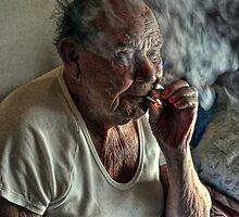 Smokin' by JaninesWorld