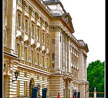 Buck House by David Davies