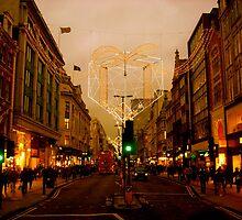 A nostalgic photo of Oxford Street by dedo84