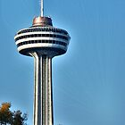 Skylon Tower by LeftHandPrints