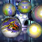 THE FRACTAL BALL by Ann Morgan