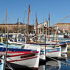 Nice Harbour by solena432