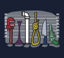 The Usual Suspects by DetourShirts