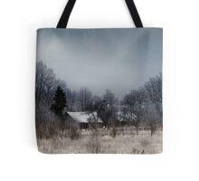 Silent Christmas Tote Bag