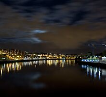 Night Tyne by Bryan Morris