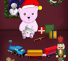 Christmas Bear  by Joe Freemantle
