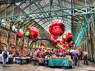 The Apple Market - Covent Garden, London - HDR by Colin J Williams Photography