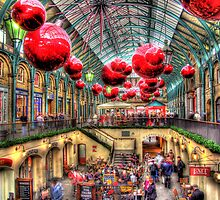 Covent Garden Market, London - HDR by Colin J Williams Photography