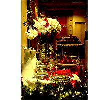Ready For Christmas Photographic Print