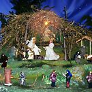 Nativity scene by Maria  Gonzalez