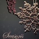 Season's Greetings by Victoria DeMore