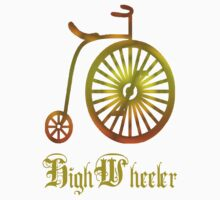 High Wheeler 2 by Dennis Burlingham