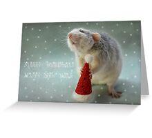 :) Greeting Card