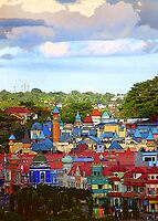 Balikpapan City by Charuhas  Images