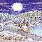 Christmas Eve by Mary Sedici