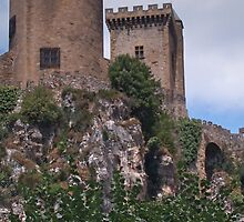 Chateau de Foix by WatscapePhoto