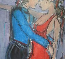 Christmas Passion Dance by Anthea  Slade