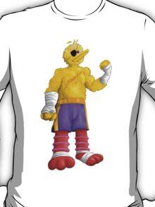 Sesame Street Fighter: Big Bagat T-Shirt