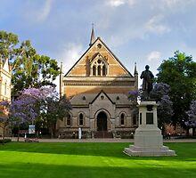 Adelaide University, North Tec, Australia by Ali Brown