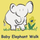 Baby Elephant Walk by Rosie Harriott
