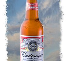 Budweiser Poster by jkorth