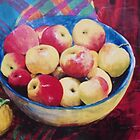Apples. by Mary James