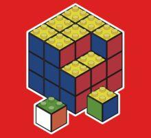Lego Cube. by robotrobotROBOT