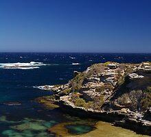 Rottnest Seascape by Cole Stockman