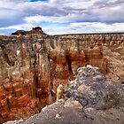 The Coal Mine Canyon, Arizona by MattGranz